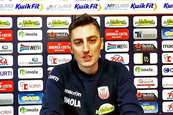 Imola, Dalmonte presenta il match contro Treviso