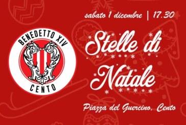 """Cento, sabato """"Stelle di Natale"""" in Piazza del Guercino"""