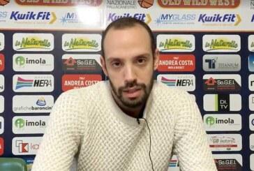 Imola, Bergamini presenta il match contro Jesi