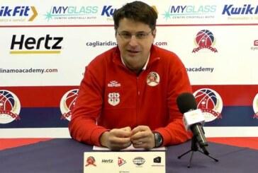 Cagliari, Alessandro Iacozza presenta il match contro la Fortitudo