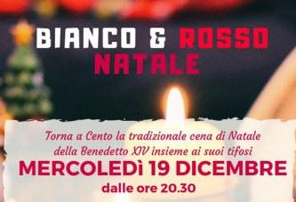 Cento, Cena di Natale della Benedetto XIV