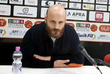 Jesi, Damiano Cagnazzo presenta il match contro Cento