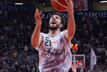 Fortitudo, Matteo Fantinelli presenta il match contro Treviso