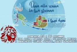 Fossa, anche questo Natale l'iniziativa rivolta ai bambini dell'oncologia pediatrica