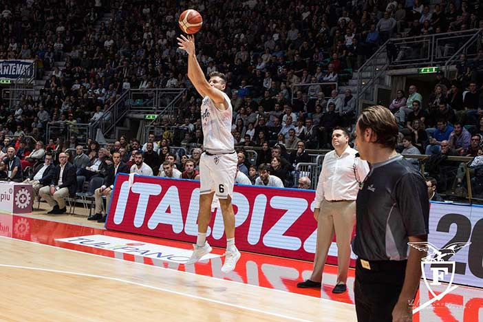 Serie A2 Final Eight 2019: Fortitudo batte Biella e vola in semifinale