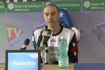 Sassari, Esposito presenta il match contro la Virtus