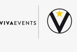 Virtus, da ieri event partner sarà VivaEvents