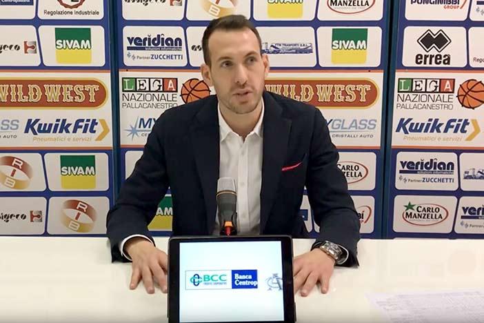 UCC Piacenza, Gabriele Ceccarelli presenta il match contro Imola