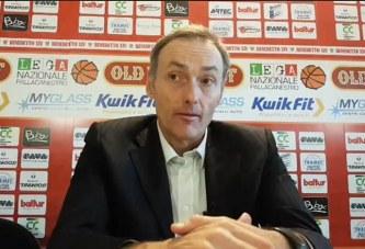 Cento, coach Luca Bechi presenta il match contro Udine