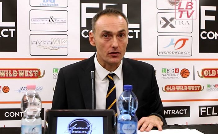 Cento, coach Luca Bechi post match Ferrara