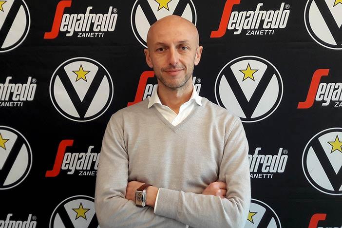 Virtus, Paolo Ronci è il nuovo Club Manager