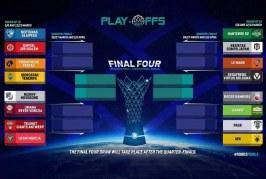 BCL Ottavi di finale playoff: le date e gli orari dei match