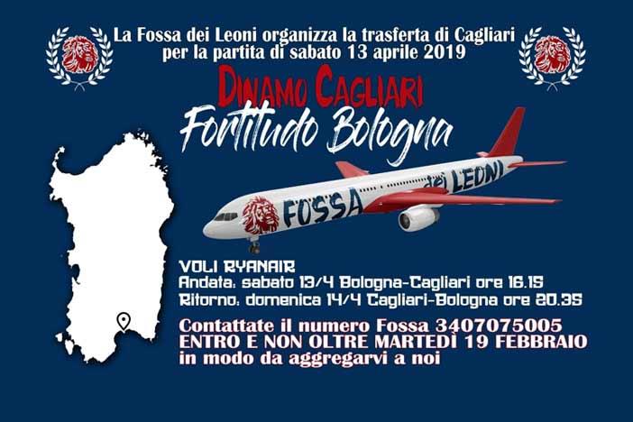 La Fossa dei Leoni si organizza per il match contro Cagliari