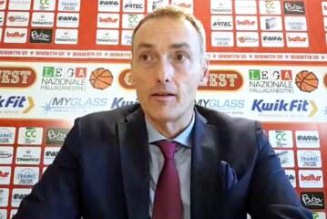 Cento, coach Luca Bechi post match Fortitudo Bologna
