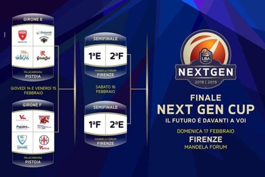 Next Gen Cup 2019: a Pistoia e Firenze la fase finale
