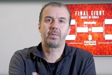 Serie A Coppa Italia 2019: Simone Pianigiani presenta il match contro la Virtus Bologna