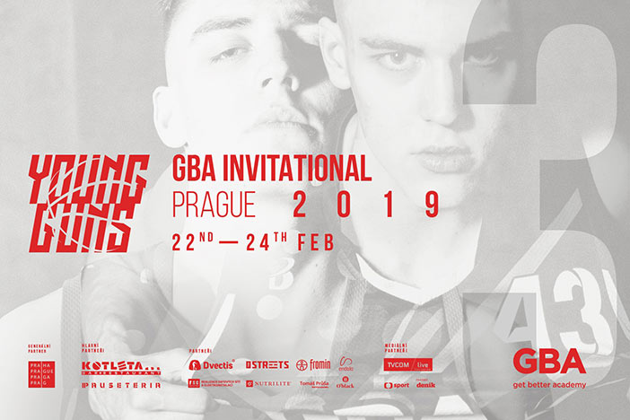 Virtus, gli Under 18 al Young Guns Gba di Praga