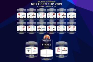 Next Gen Cup 2019: risultati e programma dopo la seconda giornata