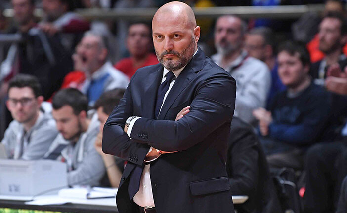 Final Eight 2021: Virtus, Djordjevic post match Venezia