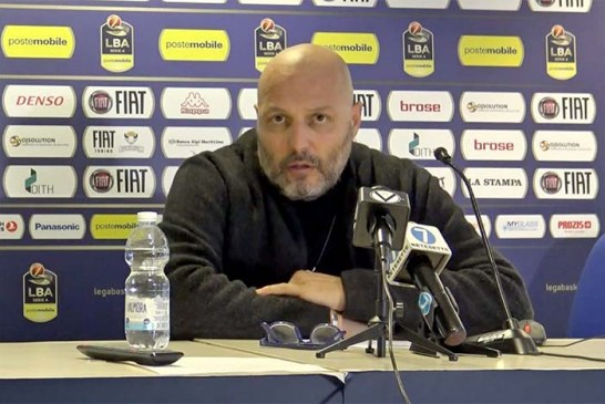 Virtus, Aleksandar Djordjevic post match Torino
