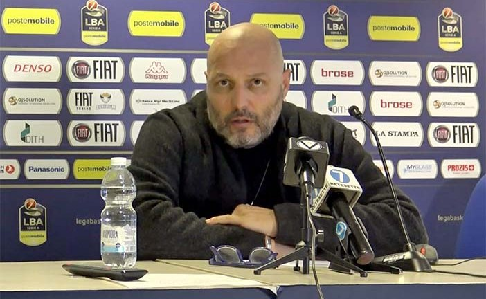 Virtus, Aleksandar Djordjevic post match Pesaro