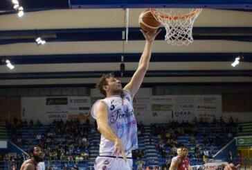 Fortitudo, a Cagliari arriva una sconfitta