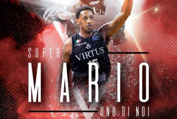 """""""Super Mario, uno di noi"""". Martedì 12 marzo Chalmers incontra i tifosi a Casa Virtus"""