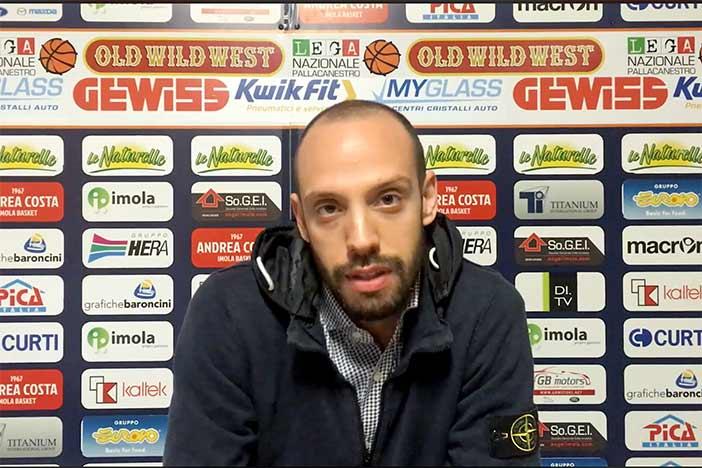 Imola, dimissioni del DS Tommaso Bergamini
