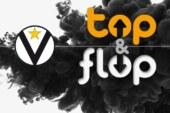 EuroCup 2020-21 Top & Flop: Virtus Bologna-Giants Antwerp