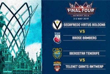 BCL 2019, gli accoppiamenti della Final Four
