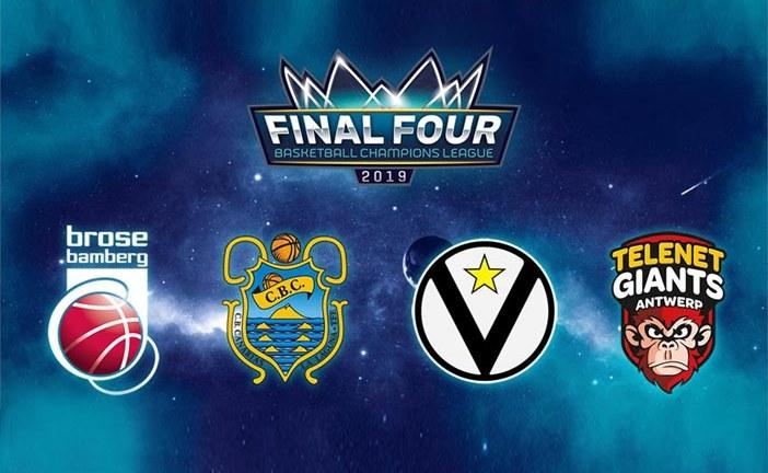 BCL playoff: i risultati dei quarti di finale… Virtus in F4