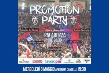 Fortitudo, per la serata-evento da oggi biglietti al PalaDozza