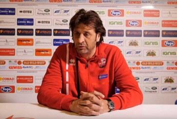 Forlì, coach Marcelo Nicola pre match Fortitudo