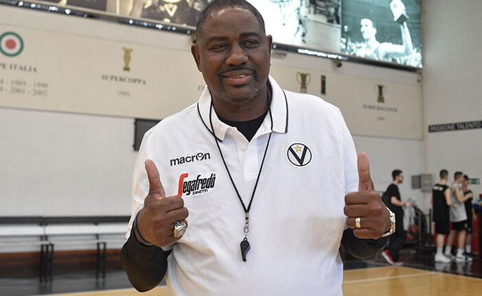 Micheal Ray Richardson, un giorno da coach della Virtus