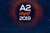 A2 Playoff 2019 – Quarti, Gara4: Bergamo, è semifinale