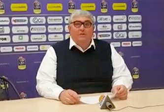 Reggio Emilia, Stefano Pillastrini post match Virtus Bologna