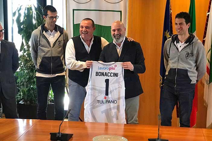La Fortitudo ricevuta in Regione dal Presidente Bonaccini