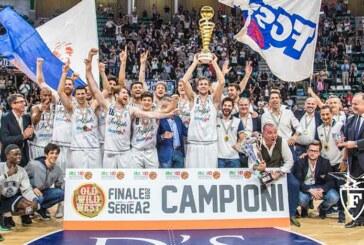 Fortitudo Bologna vince lo scudetto, i complimenti del presidente Petrucci