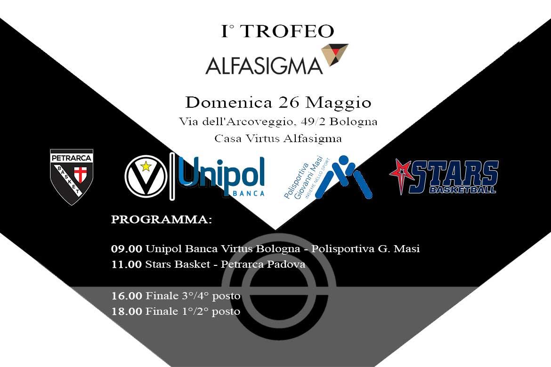 """Virtus, domani il primo """"Trofeo Alfasigma"""" dedicato agli Esordienti"""