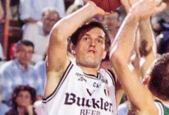 Virtus, addio a Valentino Battisti, tricolore nel 1995