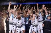 Virtus, un anno fa la vittoria della Virtus in Champions League