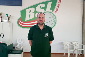 BSL: Matteo Baiocchi nuovo coach Prima Squadra