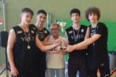 U18M 3×3: Virtus Unipol Banca Campione Regionale
