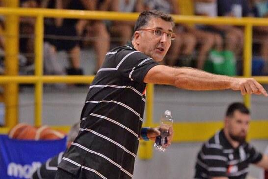 Virtus, Goran Bjedov post match Varese