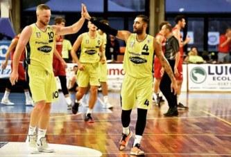 Torneo a La Spezia, la Effe supera Pesaro e chiude al terzo posto
