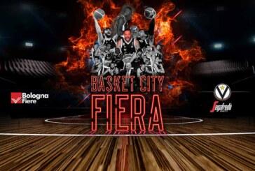 La Virtus ufficializza Basket city Fiera