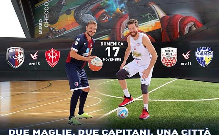 Andrea Costa e Imolese calcio insieme il 17 novembre