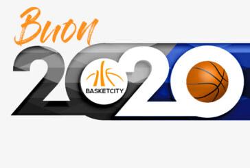 Tanti auguri di un buon 2020 da BasketCity.net