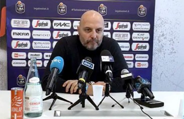Virtus, Djordjevic presenta il match contro Trento