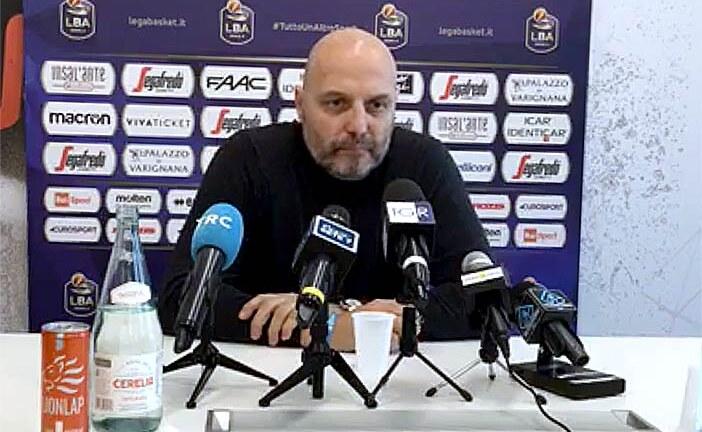 EuroCup 2020-21: Djordjevic pre match JL Basket Bourg